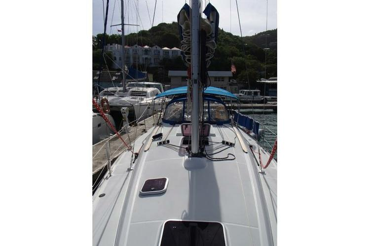 Boat for rent Jeanneau 39.0 feet in Fort Burt Marina,