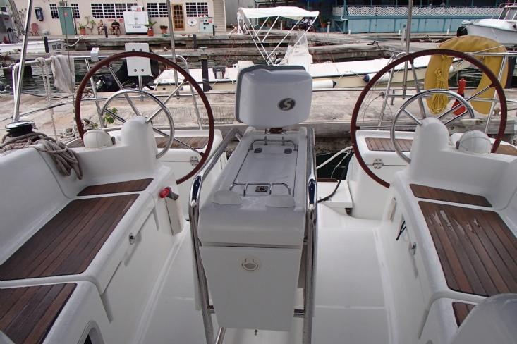 Boat for rent Jeanneau 40.0 feet in Fort Burt Marina, British Virgin Islands