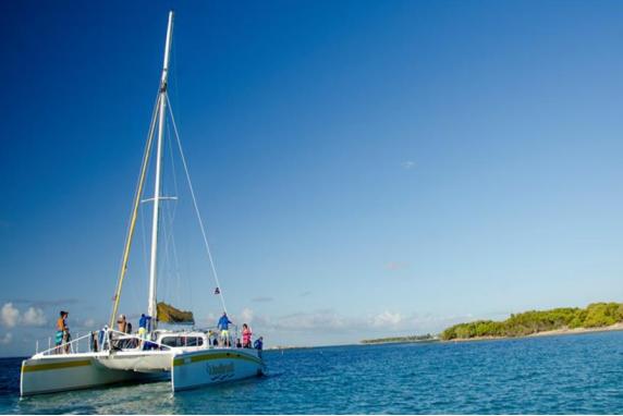 Catamaran boat rental in Cangrejos Yacht Club Marina, PR