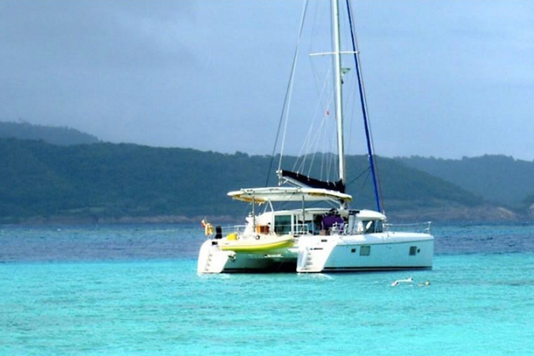 Boat rental in Tortola,