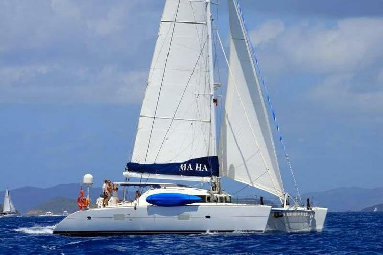 on virgin gorda Sailboat rental