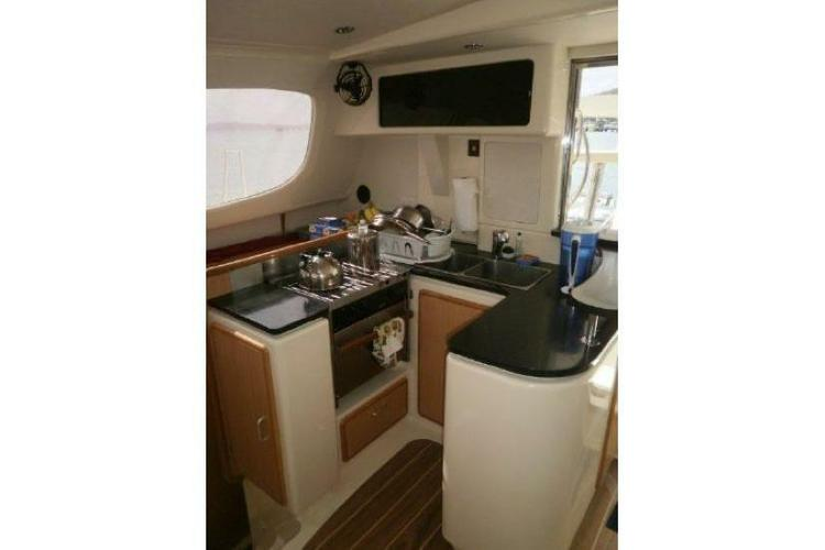 Boat for rent Leopard 40.0 feet in Fort Burt Marina,