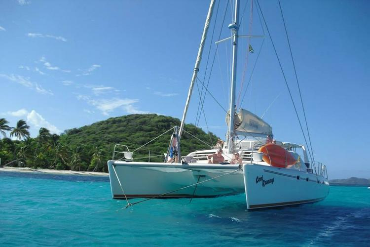 Boat for rent Leopard 45.0 feet in Soper's Hole Wharf & Marina, British Virgin Islands