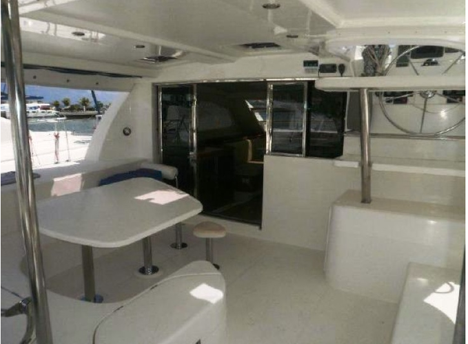Catamaran boat for rent in Road Town