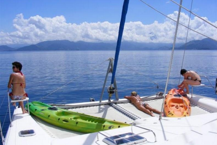 Catamaran boat rental in Soper's Hole Wharf & Marina, British Virgin Islands
