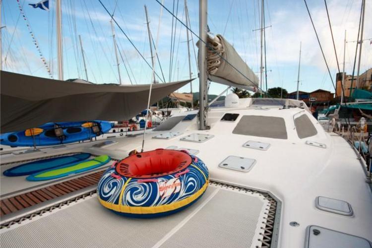 Voyage's 58.0 feet in Tortola