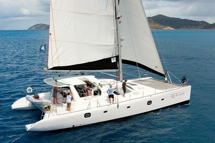 Take a Trip on the Most Luxurious Yacht in the BVIs!