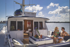 thumbnail-3 Cheoy Lee 104.0 feet, boat for rent in Miami Beach,