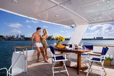 thumbnail-7 Cheoy Lee 104.0 feet, boat for rent in Miami Beach,