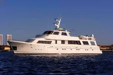 thumbnail-1 Cheoy Lee 104.0 feet, boat for rent in Miami Beach,