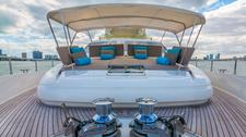 thumbnail-3 Ferretti 88.0 feet, boat for rent in Miami Beach, FL