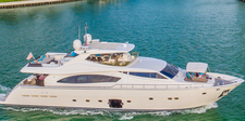 thumbnail-2 Ferretti 88.0 feet, boat for rent in Miami Beach, FL