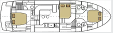 thumbnail-6 Horizon 48.0 feet, boat for rent in Tortola, VG