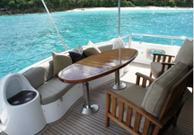 thumbnail-10 Horizon 64.0 feet, boat for rent in Tortola, VG