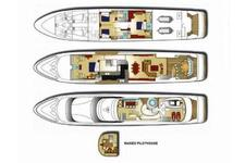 thumbnail-22 Palmer Johnson 123.0 feet, boat for rent in Road Town, VG