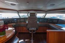 thumbnail-6 Palmer Johnson 123.0 feet, boat for rent in Road Town, VG