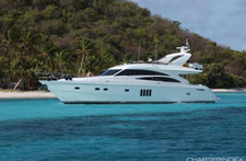 thumbnail-8 Princess 68.0 feet, boat for rent in Tortola, VG