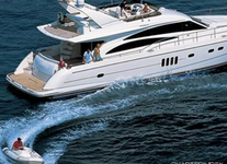 thumbnail-3 Princess 68.0 feet, boat for rent in Tortola, VG