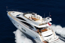 thumbnail-2 Sunseeker 73.0 feet, boat for rent in Tortola, VG