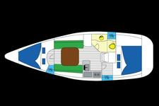 thumbnail-5 Beneteau 33.0 feet, boat for rent in Road Town, VG