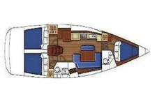 thumbnail-9 Beneteau 40.0 feet, boat for rent in Road Town, VG