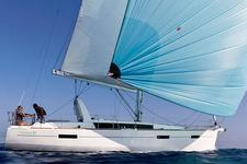 Form and Function are One on this Sleek Sloop!