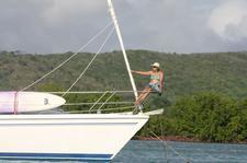 thumbnail-2 Catalina 42.0 feet, boat for rent in Fajardo, PR