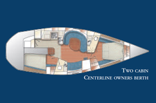 thumbnail-11 Catalina 42.0 feet, boat for rent in Fajardo, PR