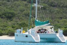 Step aboard for the ultimate luxury sailing catamaran experience