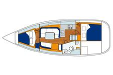thumbnail-8 Jeanneau 36.0 feet, boat for rent in Road Town, VG
