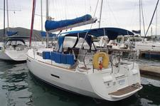 thumbnail-3 Jeanneau 40.0 feet, boat for rent in Road Town, VG