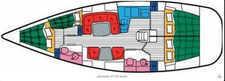 thumbnail-2 Jeanneau 43.0 feet, boat for rent in Road Town, VG