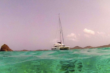 thumbnail-2 Lagoon 42.0 feet, boat for rent in Tortola, VG