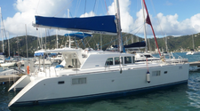 thumbnail-1 Lagoon 44.0 feet, boat for rent in Road Town, VG