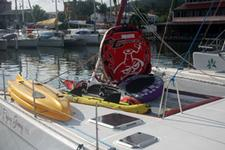 thumbnail-8 Lagoon 55.0 feet, boat for rent in Tortola, VG