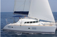 Sail the BVI with a view of the beautiful islands as you cruise!