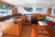 thumbnail-8 Matrix 45.0 feet, boat for rent in Road Town, VG