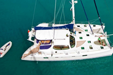 thumbnail-2 Privilège 58.0 feet, boat for rent in Tortola, VG