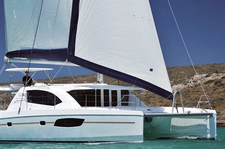 Sail Away on the Caribbean on this Awesome Catamaran!