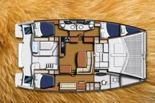 thumbnail-5 Robertson & Caine 44.0 feet, boat for rent in Road Town, VG