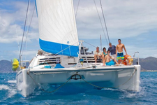 thumbnail-7 Robertson & Caine 47.0 feet, boat for rent in Tortola, VG