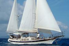 This Awesome Ketch is Waiting for You in the Caribbean!