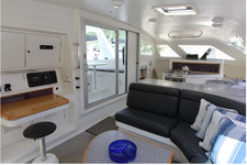 thumbnail-3 Voyage 44.0 feet, boat for rent in Tortola, VG