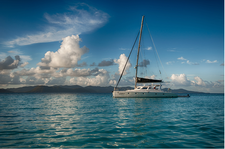 Play Around on this Catamaran out of the BVIs!