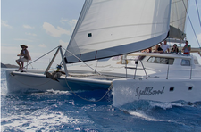 The Best Luxury Catamaran in the BVIs!