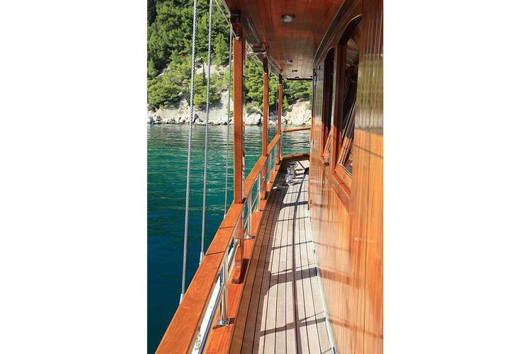 Discover Split surroundings on this Gulet Andrea N/A boat