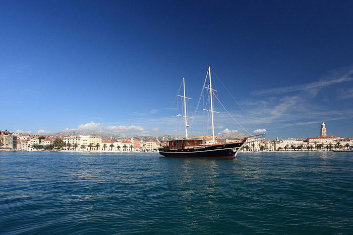 Other boat rental in ACI Marina Split, Croatia