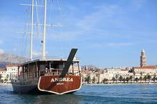 thumbnail-40 N/A 80.36 feet, boat for rent in Split, HR