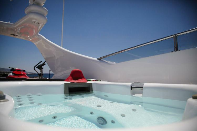 Boating is fun with a Mega yacht in Athens