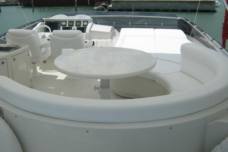 Boat for rent Dominator 68.0 feet in Athens, Greece